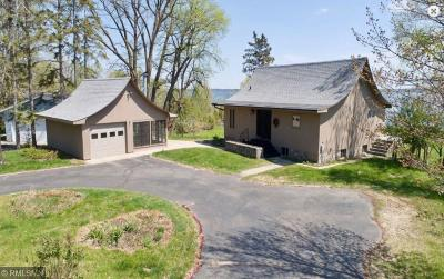 Bemidji Single Family Home For Sale: 3610 Birchmont Drive NE