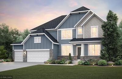 Eden Prairie Single Family Home For Sale: 16871 Reeder Ridge