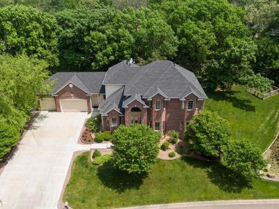 Eagan Single Family Home For Sale: 4730 Hittner Point