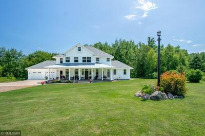 Pequot Lakes Single Family Home For Sale: 7396 45th Avenue SW