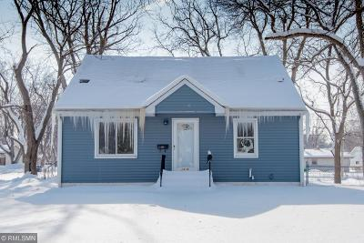 North Saint Paul Single Family Home For Sale: 2678 2nd Avenue E