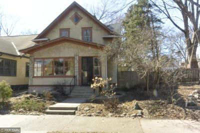 Minneapolis Single Family Home Coming Soon: 4634 Garfield Avenue