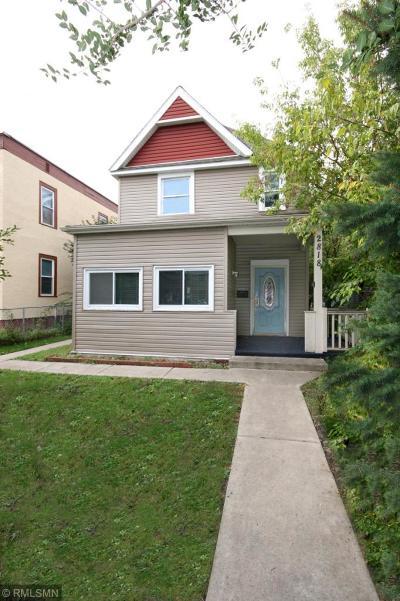 Minneapolis MN Multi Family Home For Sale: $299,900