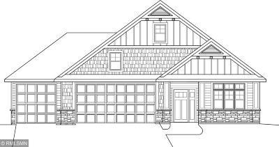 Hugo Single Family Home For Sale: 14278 Cosette Lane N