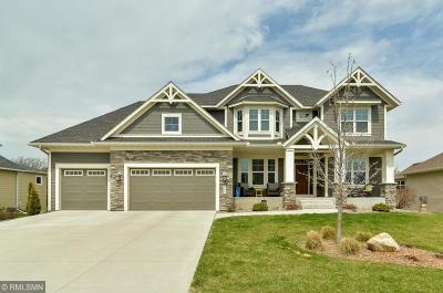 Anoka County Single Family Home For Sale: 405 Riverside Circle