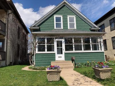 Minneapolis Single Family Home For Sale: 515 8th Street SE