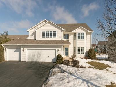 Eden Prairie Single Family Home For Sale: 17984 Macintosh Road