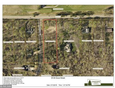 Breezy Point Residential Lots & Land For Sale: 8139 Dove Street