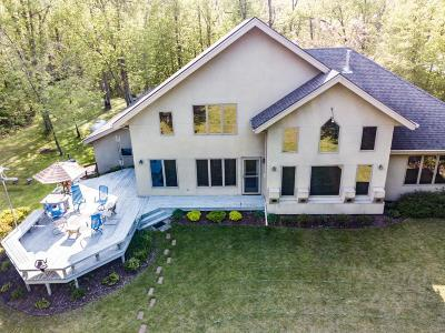 Osage, Park Rapids, Ponsford, Akeley, Menahga, Nevis Single Family Home For Sale: 25120 Hardwood Drive