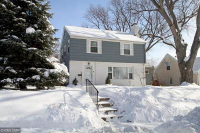 Minneapolis Single Family Home For Sale: 5707 Longfellow Avenue