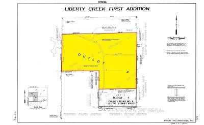 Scott County Residential Lots & Land For Sale: Xxx Liberty Creek