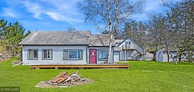 Pequot Lakes Single Family Home For Sale: 31551 Stewarts Bay Drive