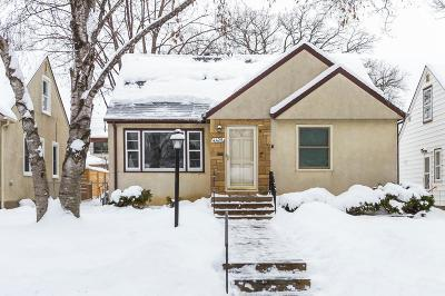 Minneapolis Single Family Home For Sale: 4428 29th Avenue S