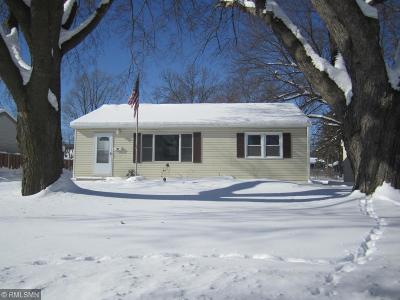 Crystal MN Single Family Home For Sale: $229,000