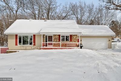 Saint Cloud MN Single Family Home For Sale: $189,900