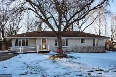 Coon Rapids Single Family Home Contingent: 11346 Wren Street NW
