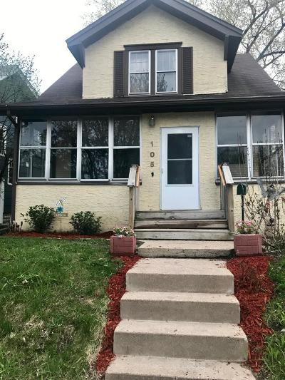 Saint Paul Single Family Home For Sale: 1051 Ryde Street