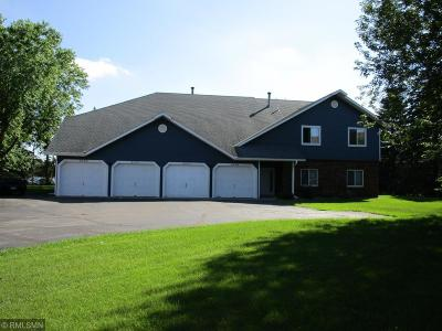 Sartell, Sauk Rapids, Saint Cloud Condo/Townhouse For Sale: 2048 Stockinger Drive