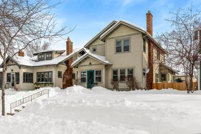 Minneapolis Single Family Home For Sale: 5049 Oliver Avenue S