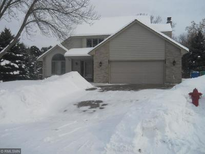 Crystal, Plymouth, Maple Grove, Minnetonka Single Family Home For Sale: 7901 Chesshire Court N