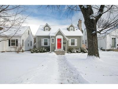 Saint Louis Park Single Family Home For Sale: 4205 Toledo Avenue S