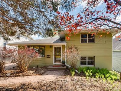 Edina Single Family Home For Sale: 6141 Brookview Avenue