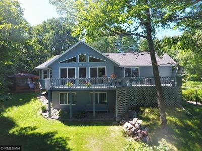 Aitkin Twp MN Single Family Home For Sale: $399,000