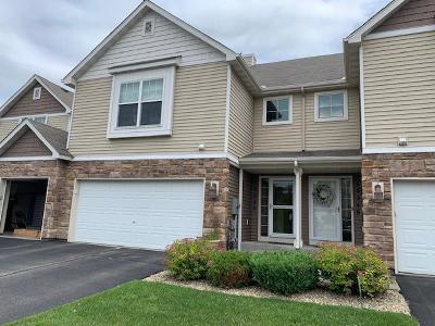 Burnsville Condo/Townhouse For Sale: 15245 Stonewood Terrace