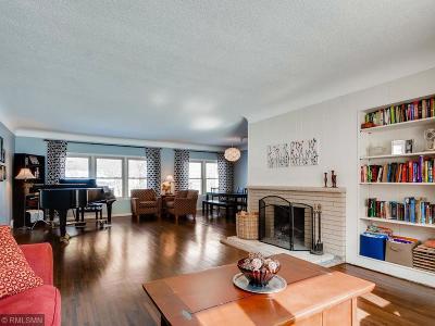 Edina Single Family Home For Sale: 5308 Windsor Avenue