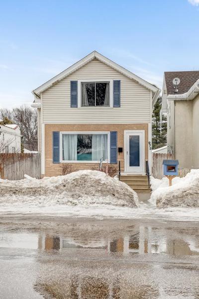Saint Paul Single Family Home For Sale: 973 Randolph Avenue
