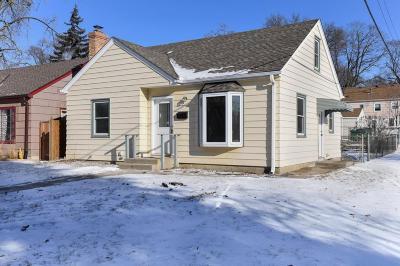 Saint Louis Park Single Family Home For Sale: 3157 Nevada Avenue S