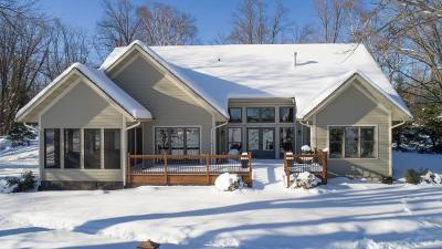 Birchwood Single Family Home For Sale: 2598 N County Highway F