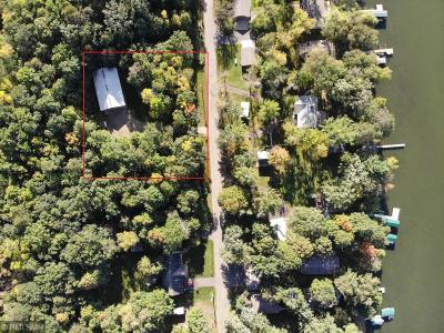 Brainerd Single Family Home For Sale: 8674 Paradise Beach Road Road