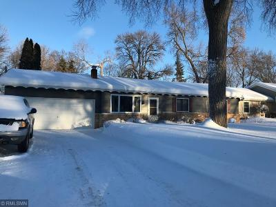 Maple Plain Single Family Home For Sale: 1540 Rainbow Avenue
