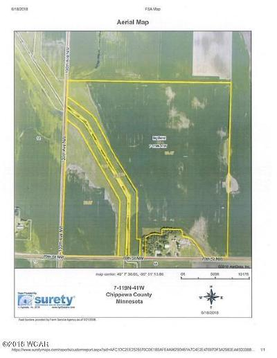 Montevideo MN Residential Lots & Land For Sale: $1,030,225