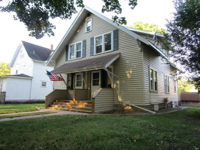 Montevideo Multi Family Home For Sale: 707 N 2nd Street