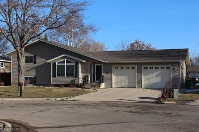 Clara City, Montevideo, Dawson, Madison, Marshall, Appleton Single Family Home For Sale: 605 Prospect Circle