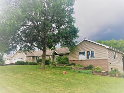 Clara City, Montevideo, Dawson, Madison, Marshall, Appleton Single Family Home For Sale: 5024 Highview Drive SW