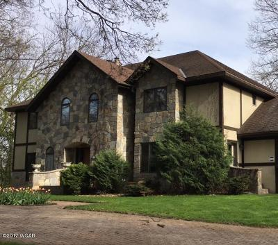 Single Family Home For Sale: 7501 Long Lake Road