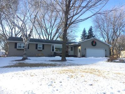 Willmar Single Family Home For Sale: 2400 NE Country Club Drive NE
