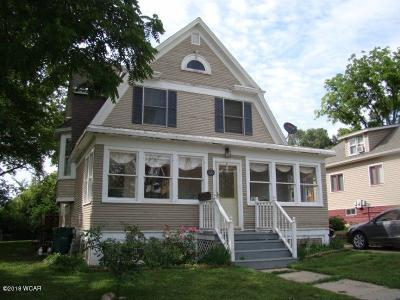 Single Family Home For Sale: 121 Pacific Avenue