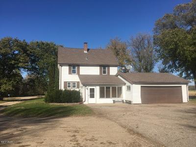 Clara City, Montevideo, Dawson, Madison, Marshall, Appleton Single Family Home For Sale: 2596 River Road