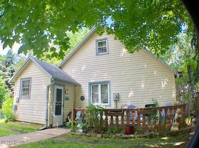 Willmar Single Family Home For Sale: 2501 66th Avenue NE