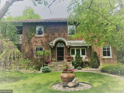 Montevideo Single Family Home For Sale: 127 Summit Avenue