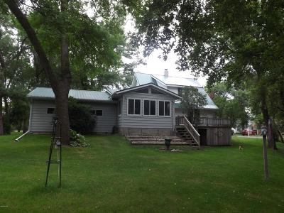 Clara City, Montevideo, Dawson, Madison, Marshall, Appleton Single Family Home For Sale: 1006 Ash Street