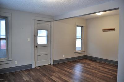 Clara City, Montevideo, Dawson, Madison, Marshall, Appleton Single Family Home For Sale: 106 1/2 1st Street N