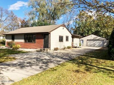 Willmar Single Family Home For Sale: 1205 16th Street SW
