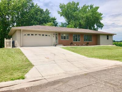 Clara City, Montevideo, Dawson, Madison, Marshall, Appleton Single Family Home For Sale: 801 Camelot Street