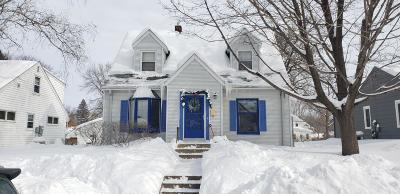 Willmar Single Family Home For Sale: 413 Highland Road