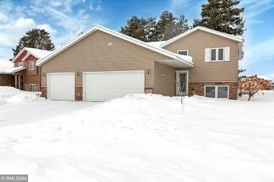 Sartell, Sauk Rapids Single Family Home Contingent: 3216 12th Avenue N